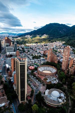 Bogota 4463698 19201