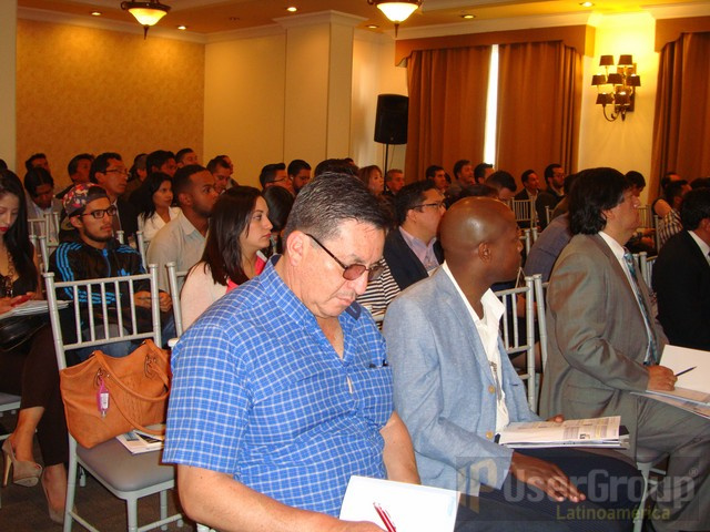 IP-in-Action LIVE Quito 2016