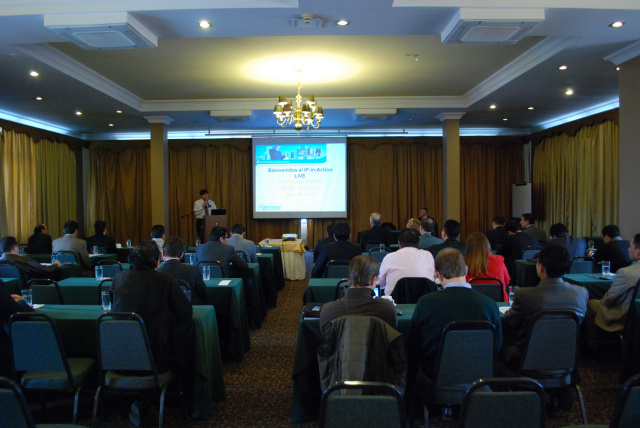 Ip in action live quito 033